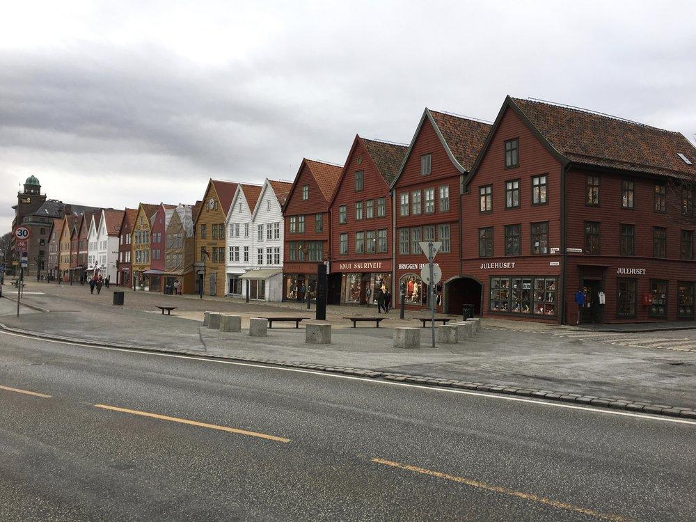 The Bryggen!