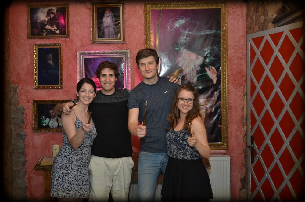 Harry Potter Escape Room Prague