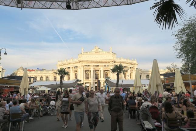 Film Festival in Vienna, Austria