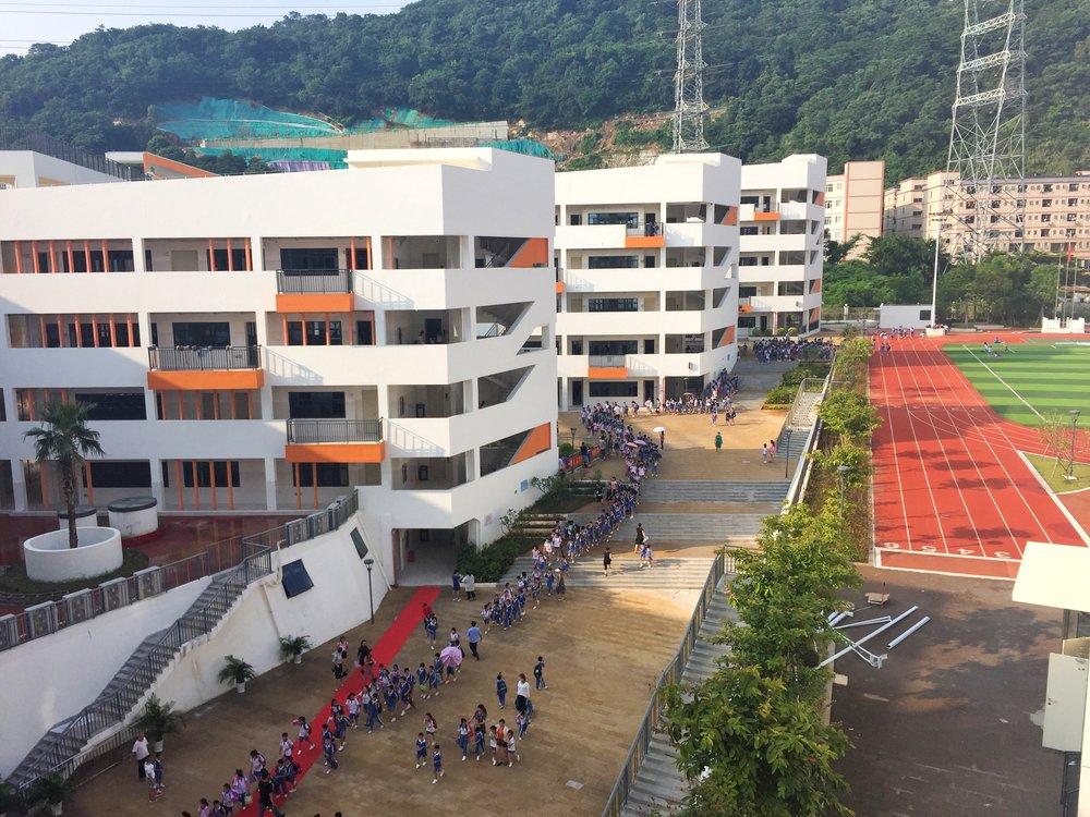 Matt's school