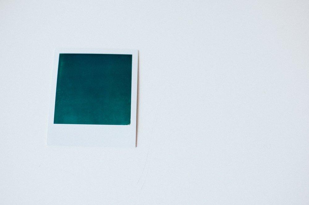 New Years Eve Polaroid 2017/18