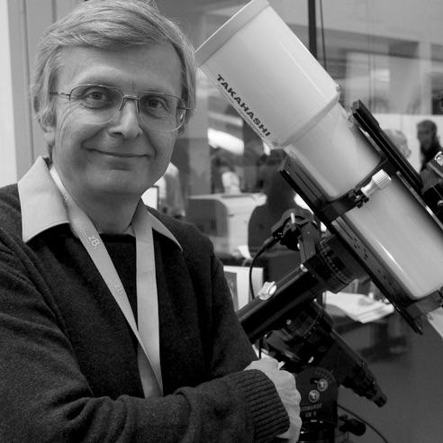 Vaclav Ourednik - AstronomSternenfotograf (CH)
