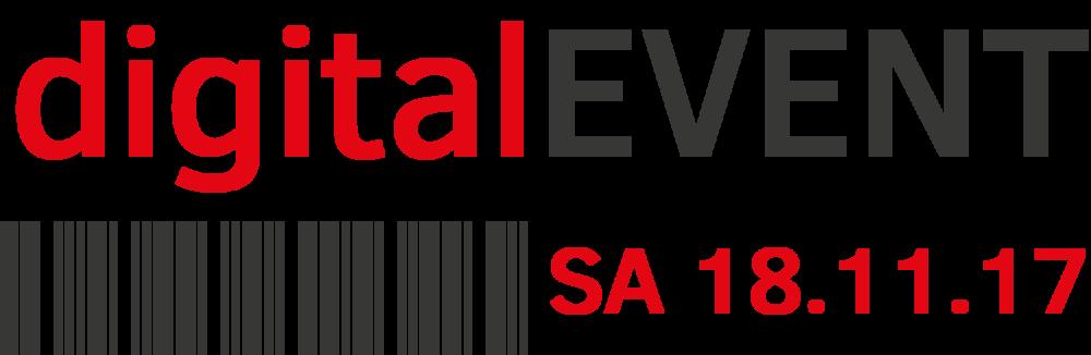 digitalEVENT Logo ohne Rahmen, PNG