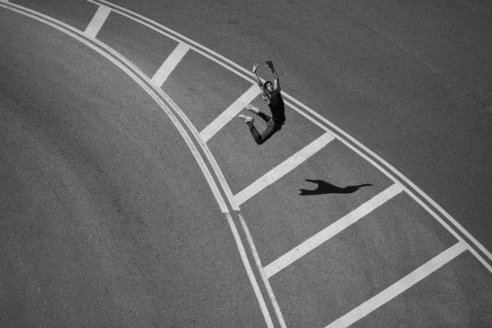 Street Ballet - George von Remo Buess