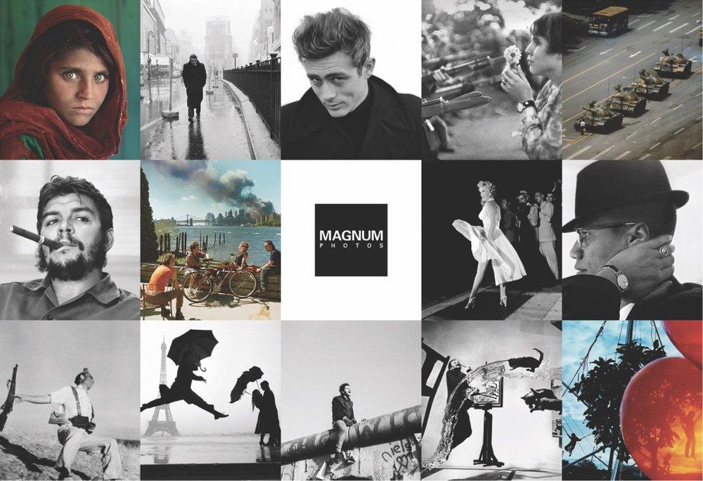 Magnum Photo - Eine Auswahl an fantastischen Bildern der weltberühmten Fotoagentur Magnum.