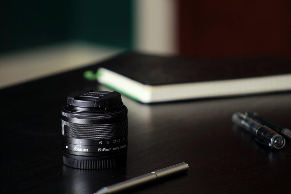 lens flat
