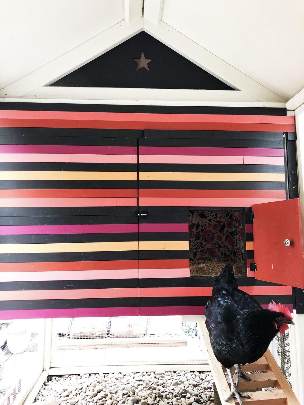 I like stripes...