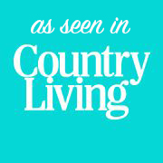 As seen in Country Living Magazine