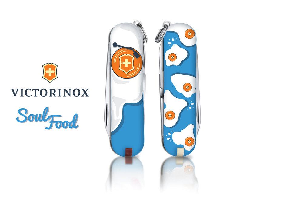 SOUL FOOD |  Victorinox