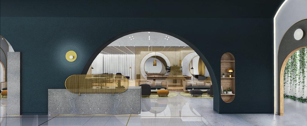 WOPA SPA  | Gila Shemie Zakay Interior Design