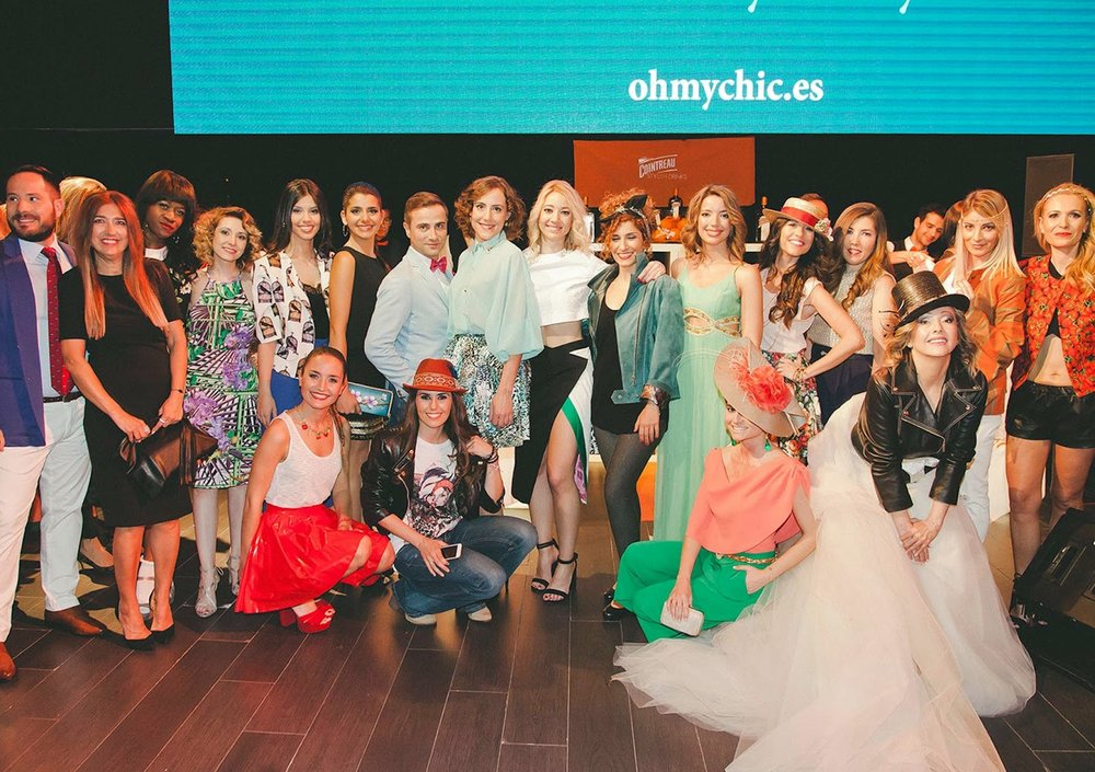 oh my spring chic-oh my chic-fashion show-platea-madrid