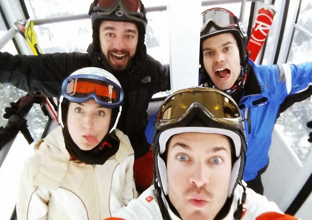 ski-francia