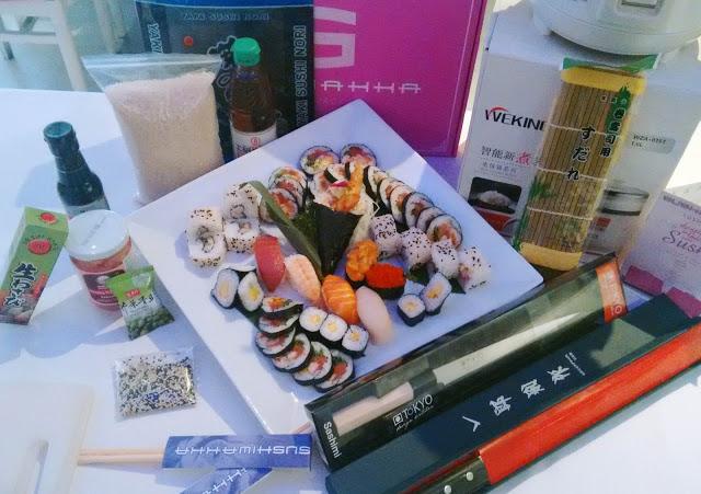 #GrouponForXmas-groupon.sushiwakka-citymladyp-sushi