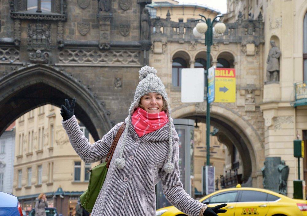 Praga-Viena. Noviembre 2016