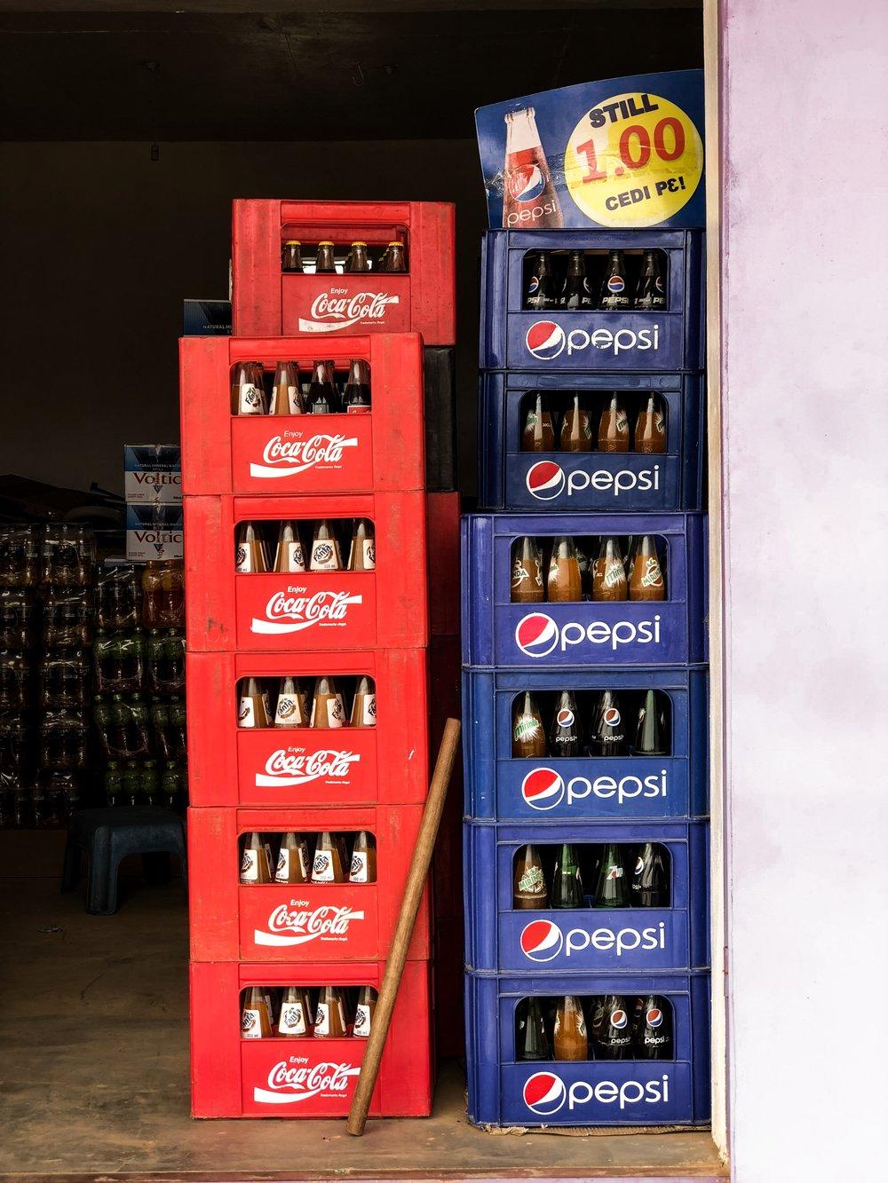 Ghana CocaCola