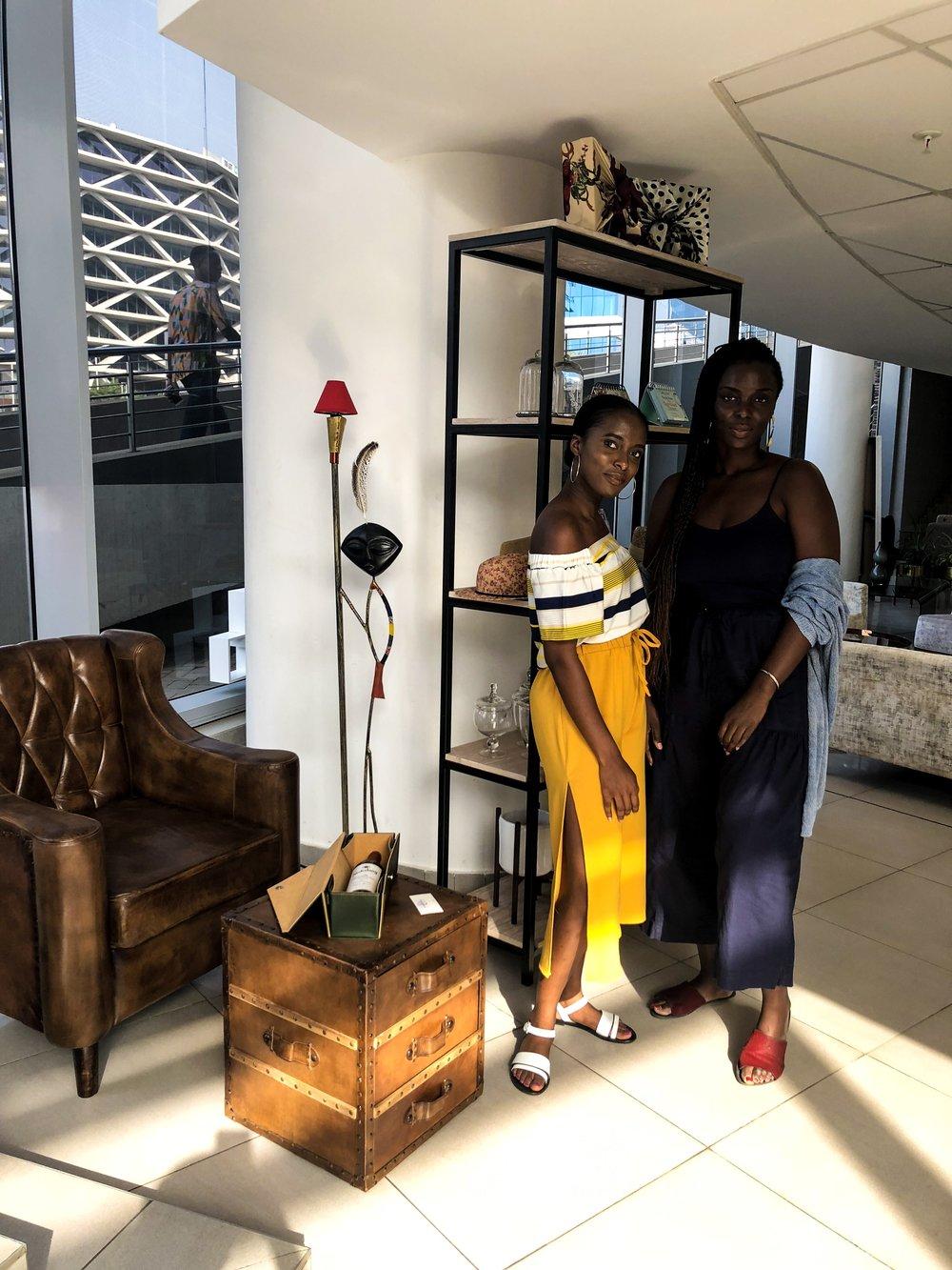 Luxury living Grace Aba Ayensu