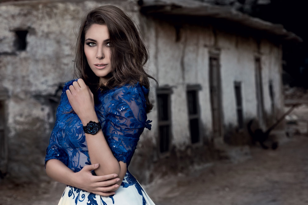 HUBLOT Middle East and Africa Advertising Campaign 2015 | Look 2