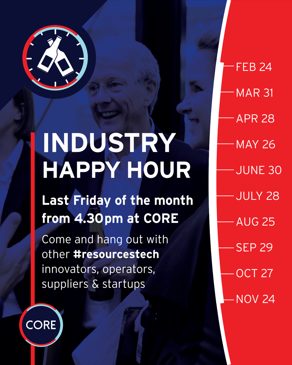core-industry-happy-hour