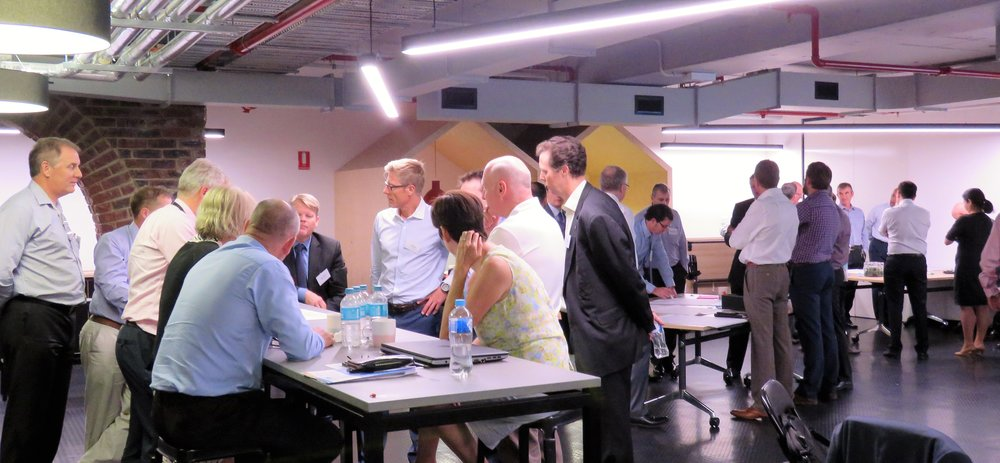 NERA Innovation Cluster Workshop at CORE
