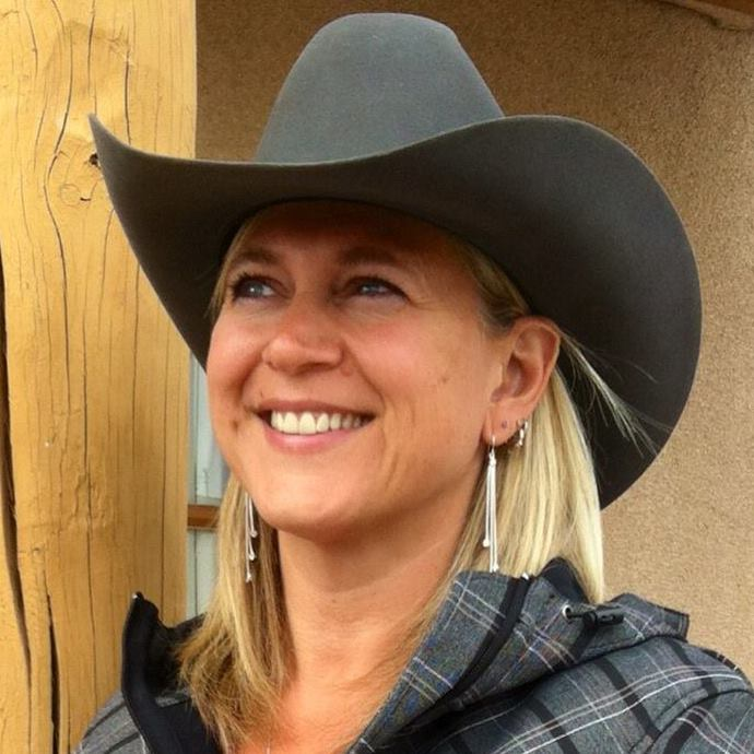 Sandi Howlett, CST-D EcoSomatics™ Equine Director