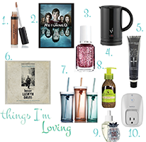 Things I love, April 2014