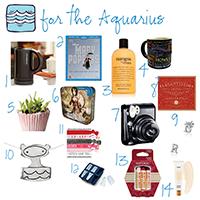 Aquarian Gift Guide
