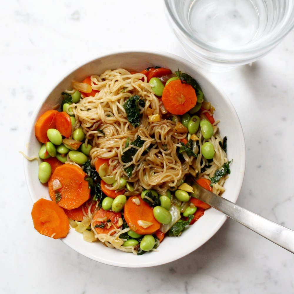 anything goes noodle bowl V.2 -