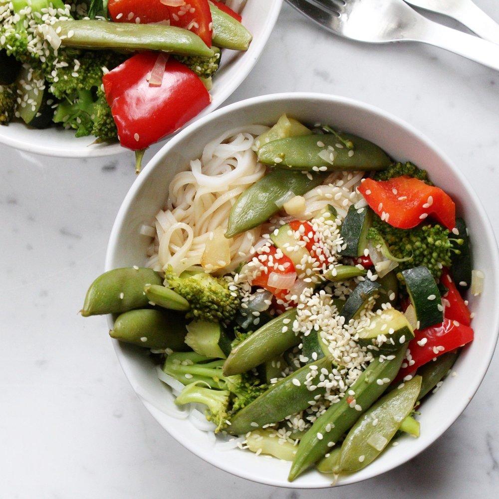 anything goes noodle bowl V.3 -