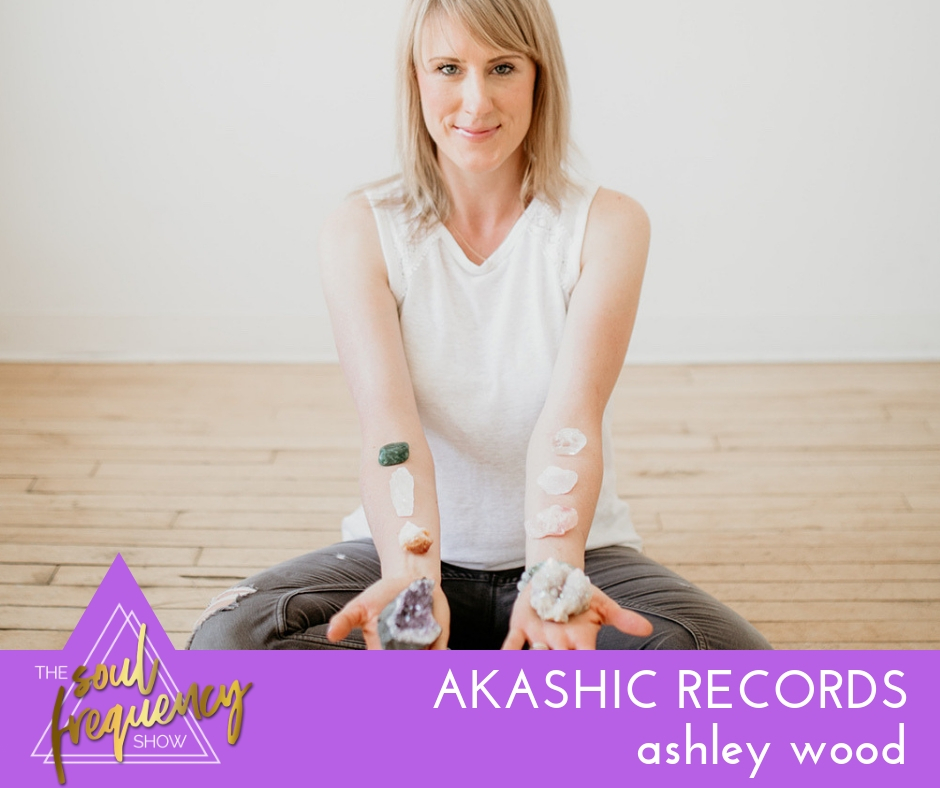 Ep 20: Akashic Records | Ashley Wood -