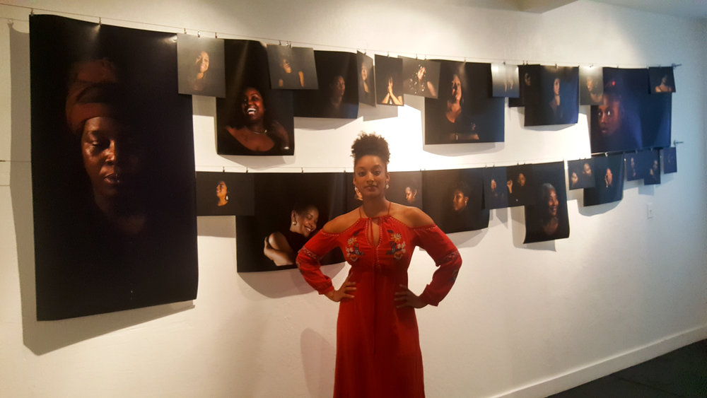 Obvious Magic: The Womanist Imaginary Exhibit