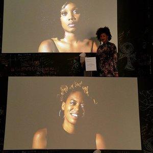 The Black Woman Is God Exhibit