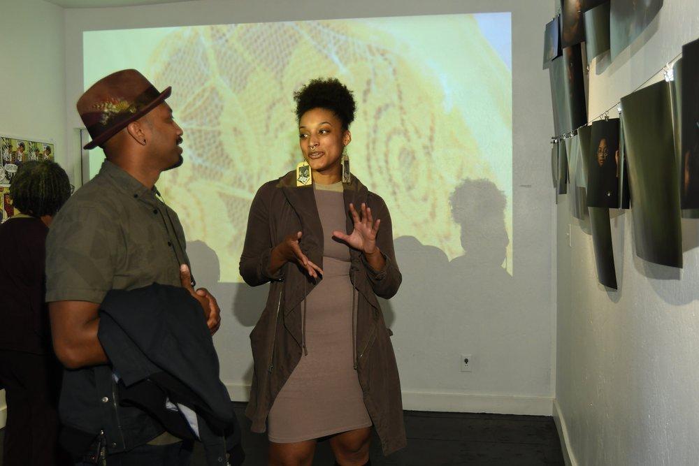 Obvious Magic - Obvious Magic: The Womanist ImaginaryAshara Ekundayo Gallery | Oakland, CAGroup ShowMar 2 - Apr 14, 2018