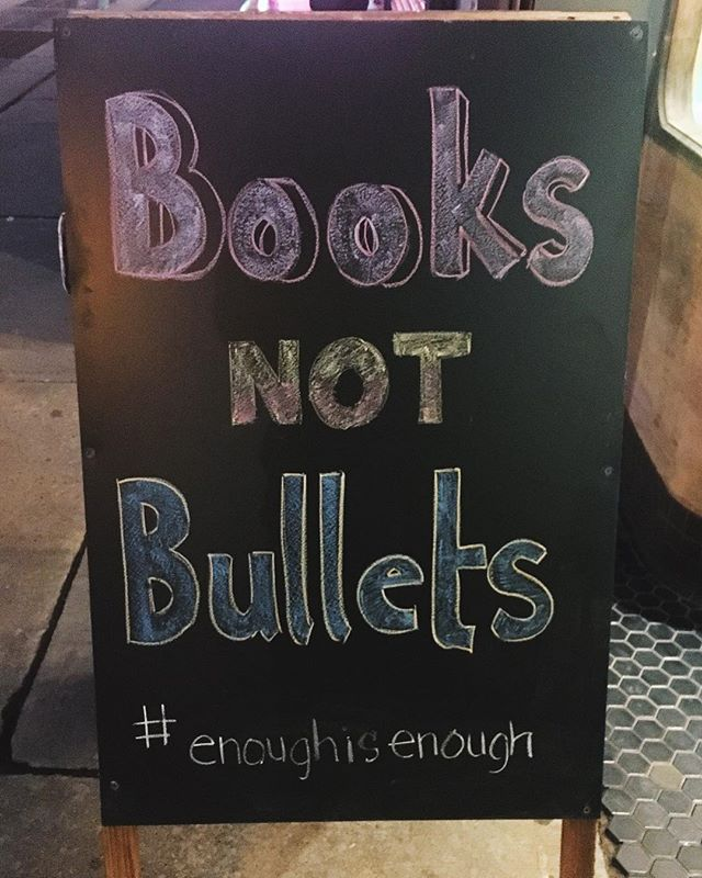#enoughisenough