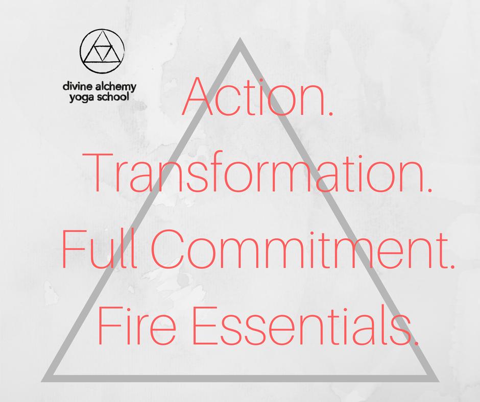 Fire Yoga Alchemy Divine Alchemy Yoga School