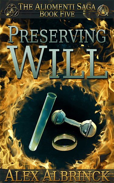 Preserving Will - Alex Albrinck