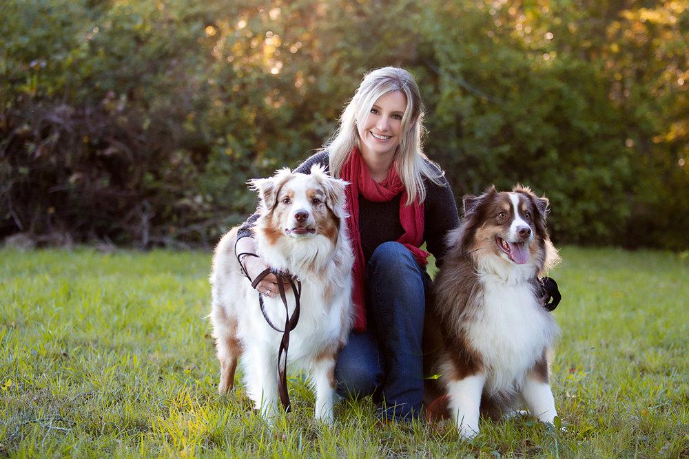 Jennifer Harris  -  Editor, Author, & Writing Coach