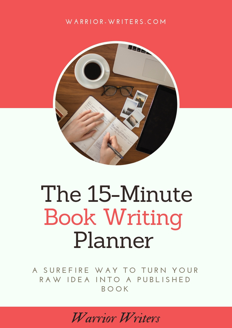 The 15-Minute Book Writing Planner