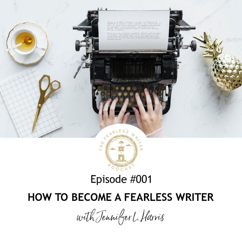 fearless writer