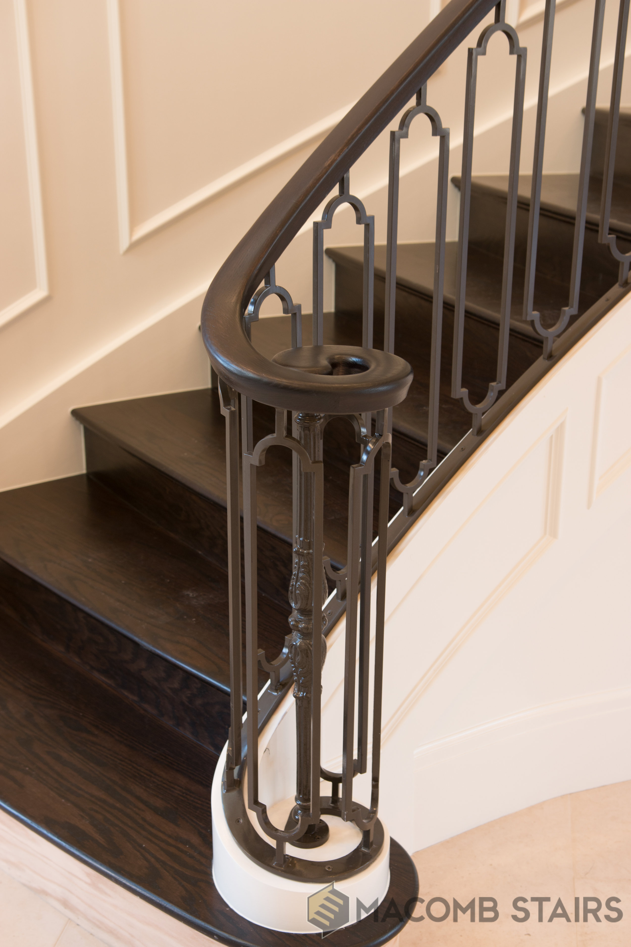 Macomb Stairs Stair Photo 80