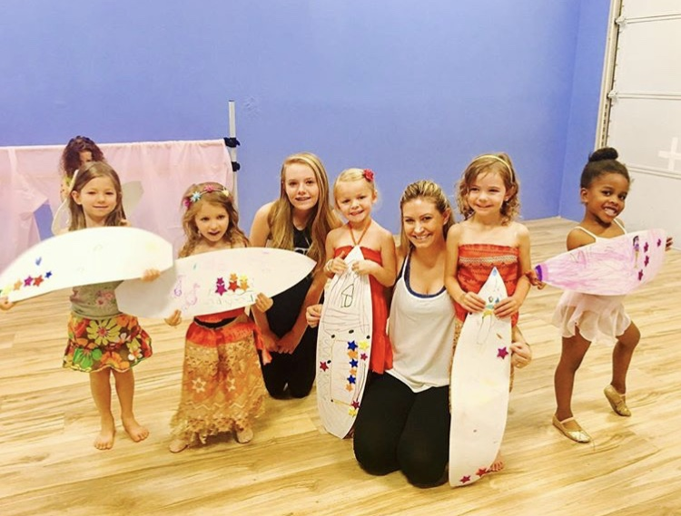 Children's 3-Day Themed Dance Camps - Our children's three day camp will take place on Monday, June 18th, Wednesday, June 20th and Friday, June 22nd from 9:30am - 12:00pm.*Moana Monday*Wear your favorite Princess Wednesday*Frozen Friday