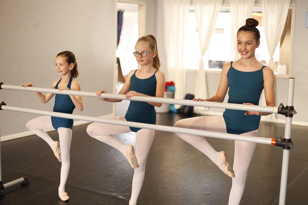 Mile High Dance Center Ballet Class for Level 2.JPG