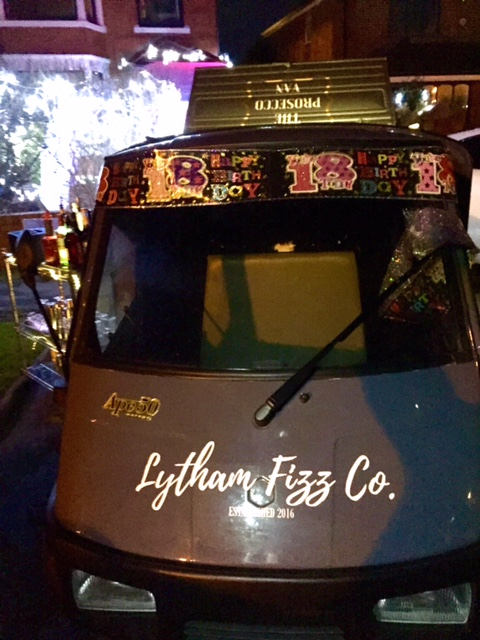 lytham fizz mobile bar