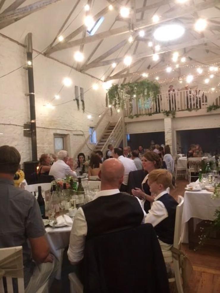 Lytham Fizz, Wyresdale Park Wedding