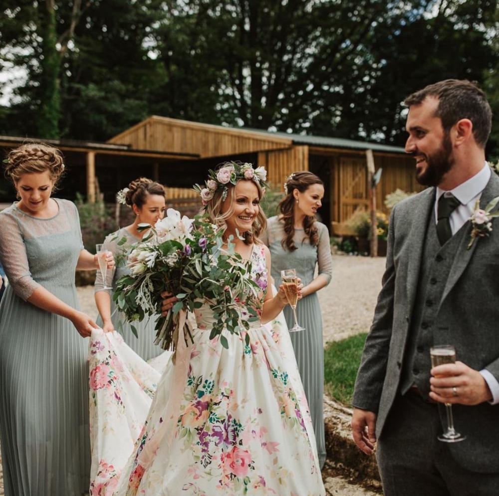 Wyresdale Park Wedding - Lytham Fizz Bar & Prosecco van