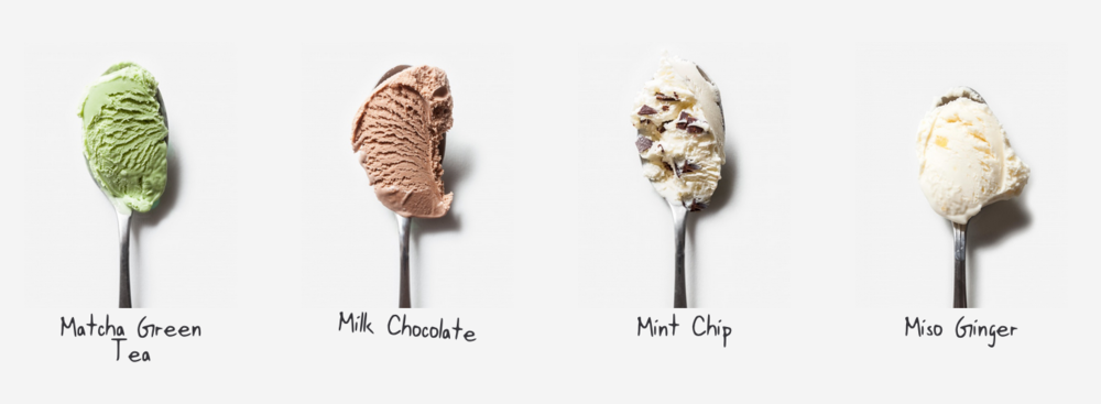 How cute is their flavour display on the website?