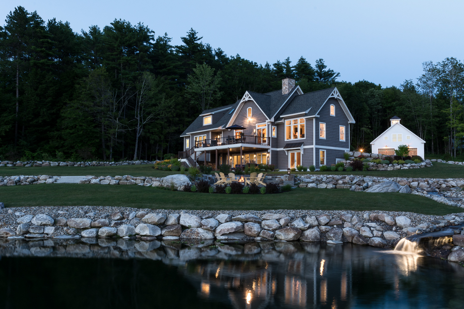 MGM Builders | Building and Designing Custom Homes in Maine Since 1987
