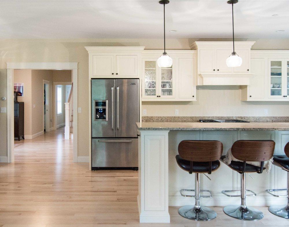 Stroudwater Cape, Portland, Maine, Kitchen