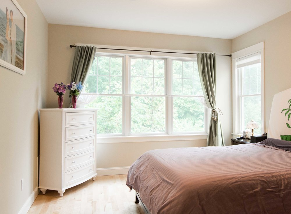 Stroudwater Cape, Portland, Maine, Master Bedroom