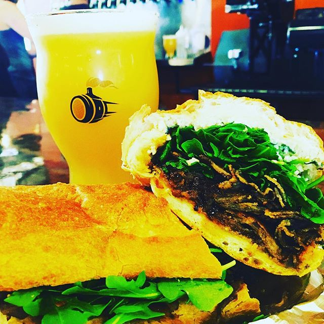 It's Friday @cityofgreeley and you know where to find us. Get down here @weldwerksbrewing for delicious craft sandwiches & beer! FEED YOUR CRAVING