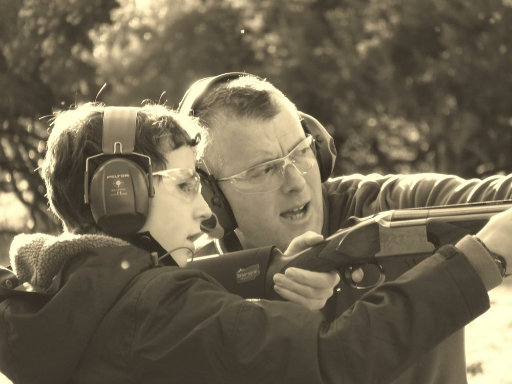 Isle of Man Clay pigeon Shooting